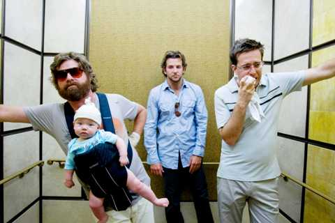 Beleef nu zelf The Hangover in Amsterdam