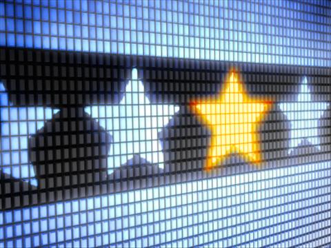 Ranking the stars stadsspel