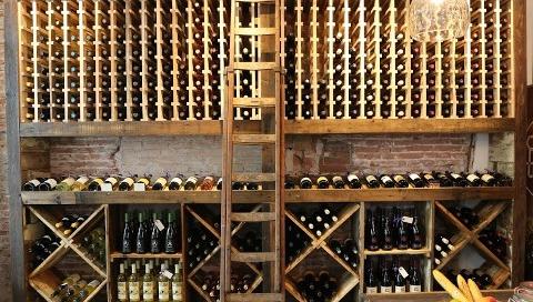 Wijnproeverij in Amterdam
